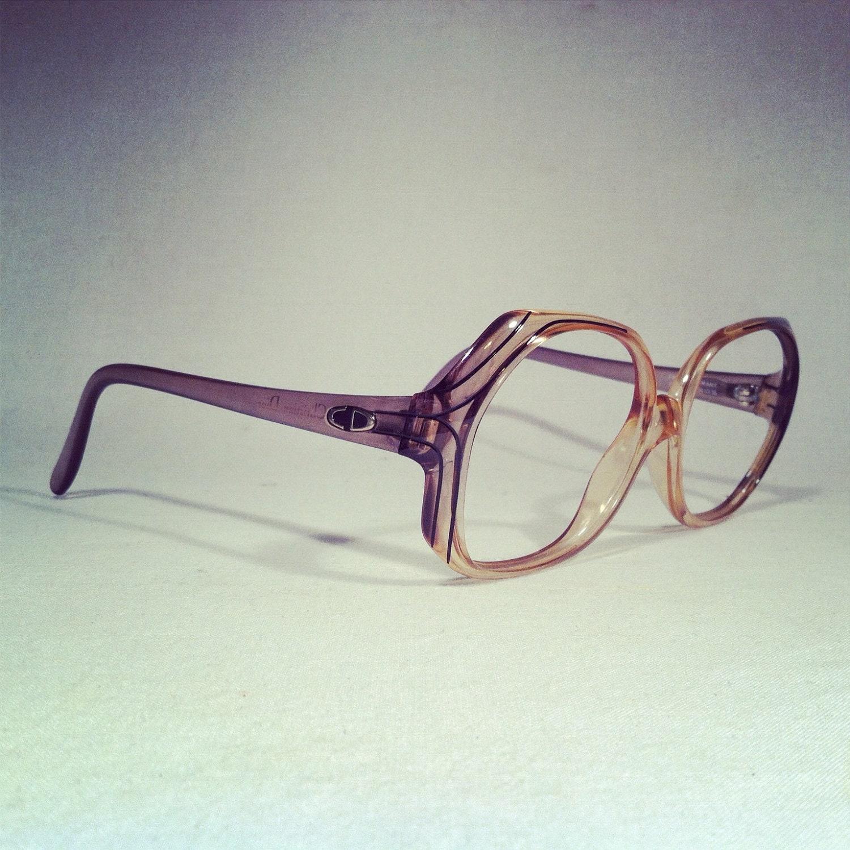 VINTAGE CHRISTIAN DIOR Eyeglasses Frames / by AtomicFoxVintage