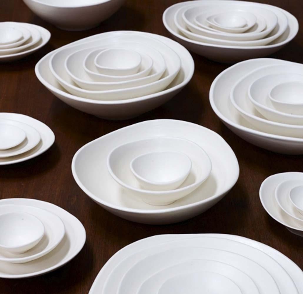3 small nesting bowls