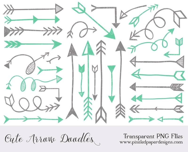 Indian Arrow Clip Art Arrow Clip Art Quot Arrow Digital
