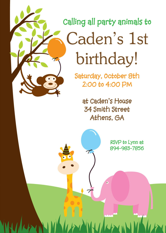 Lion Birthday Cake With Cupcake Mane Birthday Cake and Birthday – Zoo Themed Birthday Invitations