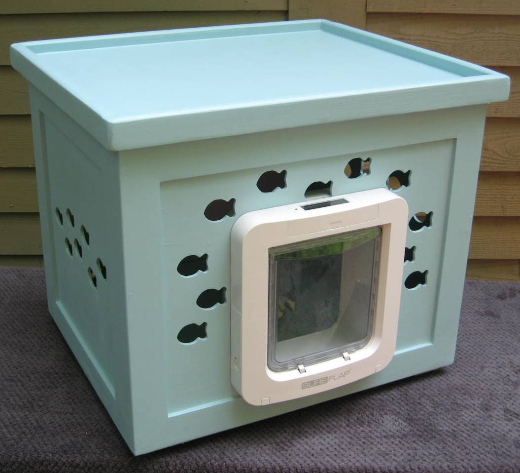 Pets at home chip cat flap