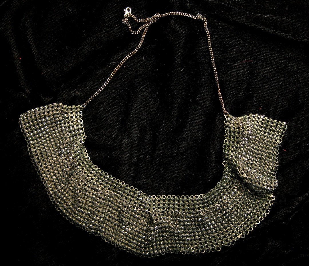 Veiled Knight Necklace (wide)