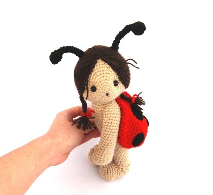 Amigurumi Ladybug : Unavailable Listing on Etsy