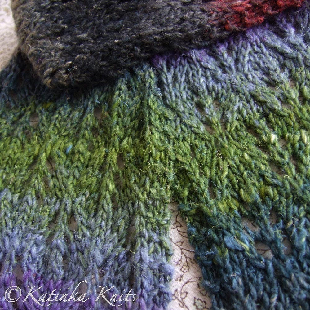 Noro Knitting Patterns : Items similar to Noro Prism Scarf Knitting Pattern PDF on Etsy
