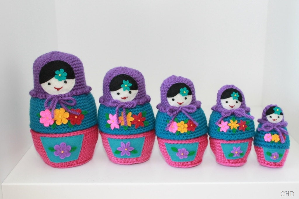 Russian Nesting Dolls Pattern - Scribd