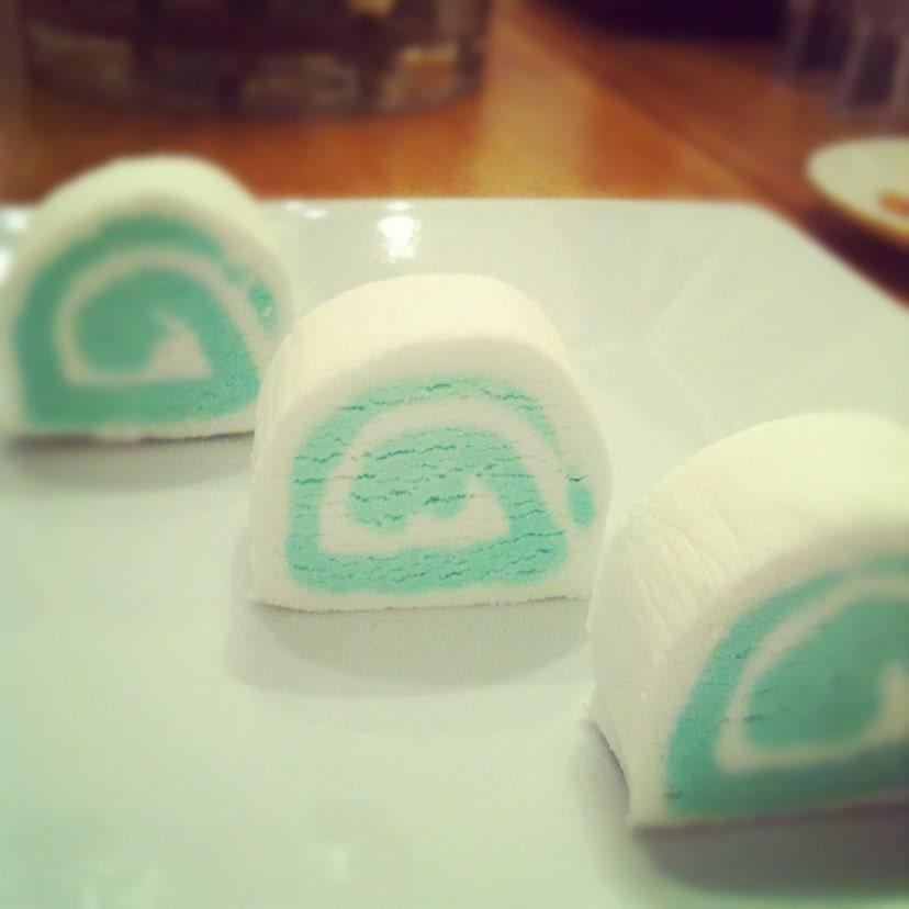 Bubble Bath Bar - Cucumber Melon