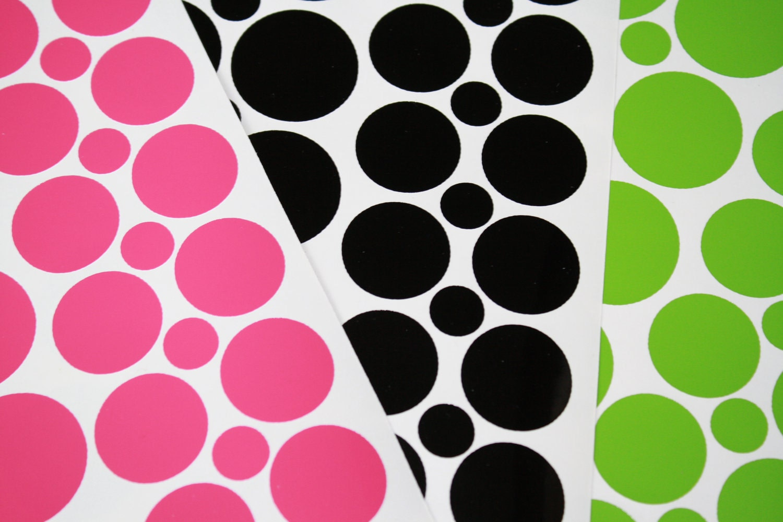 Vinyl Polka Dots 30 1 1 4 36 1 Dots 36 1 2 By