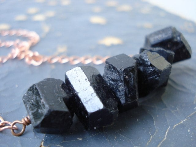 Coal Necklace