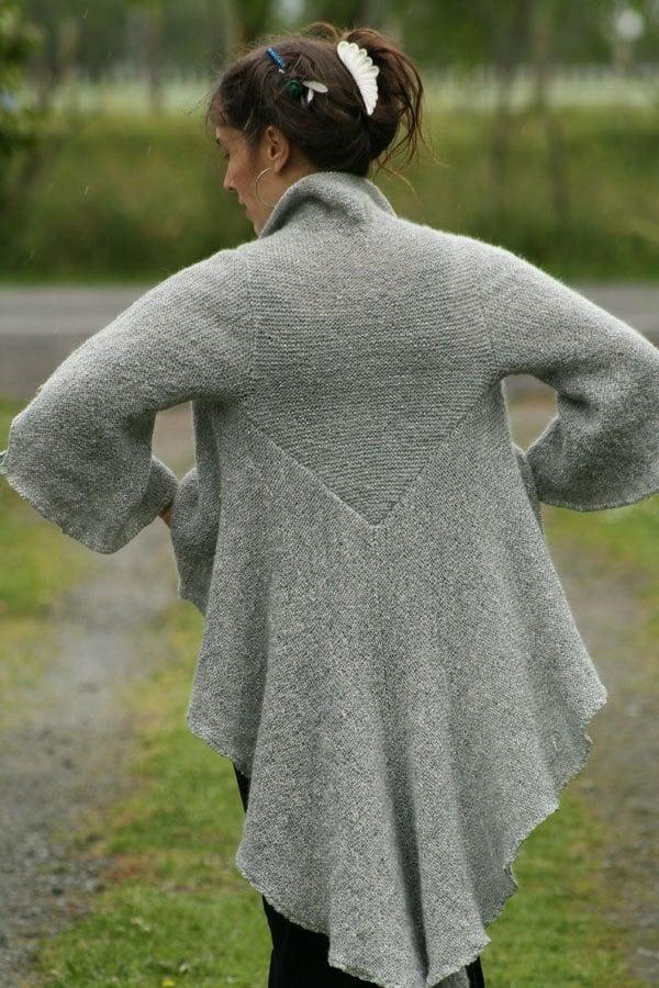 نقره ای شب -- رویای رمانتیک knitted در تعصب -- فقط دانلود