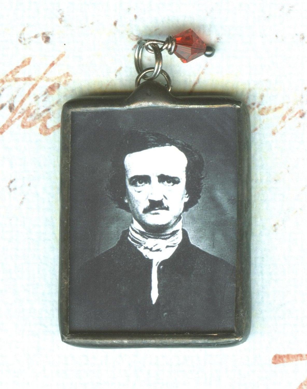 Edgar Allen Poe Tell Tale Heart Pendant