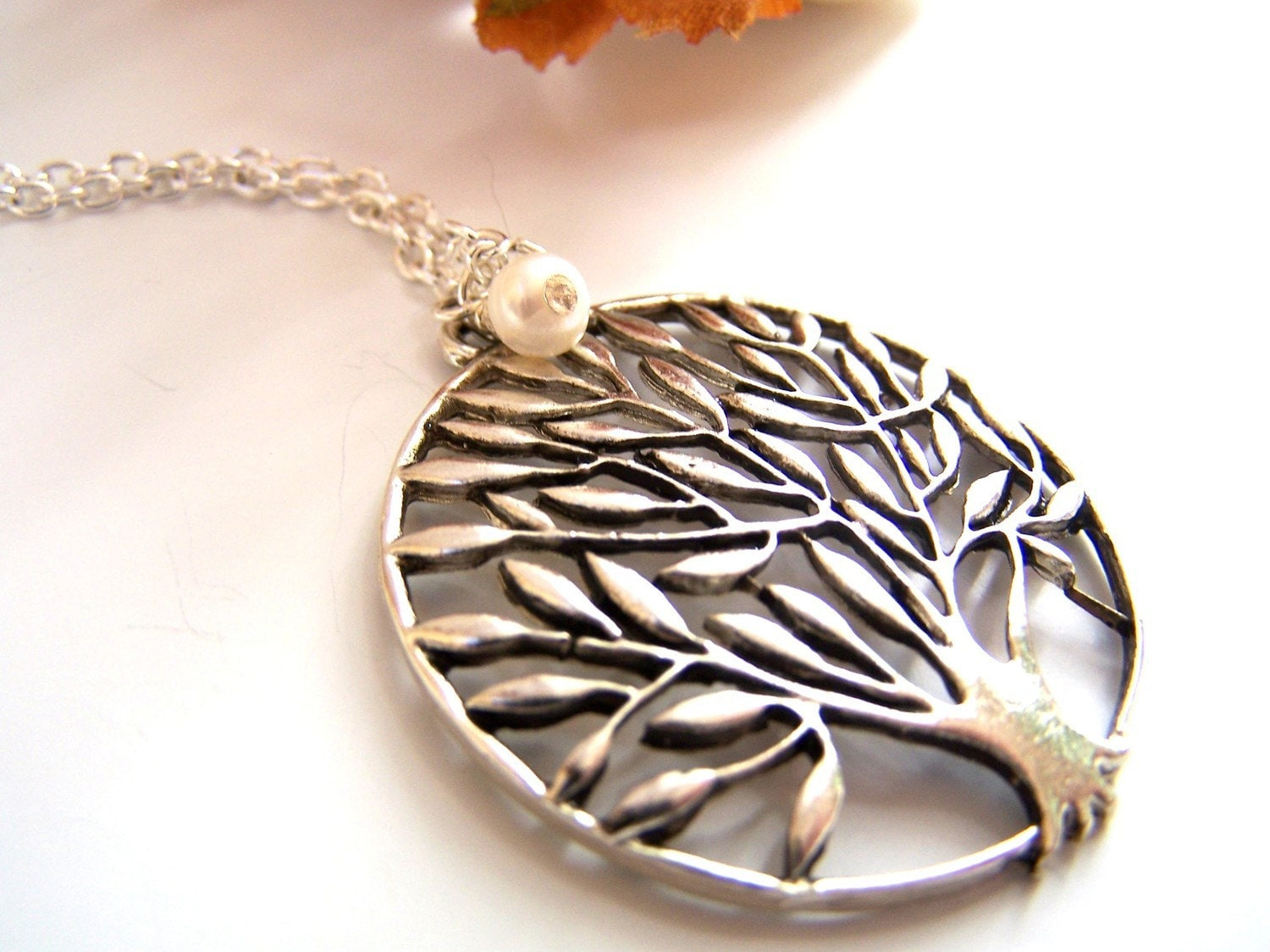 the wishing tree necklace.