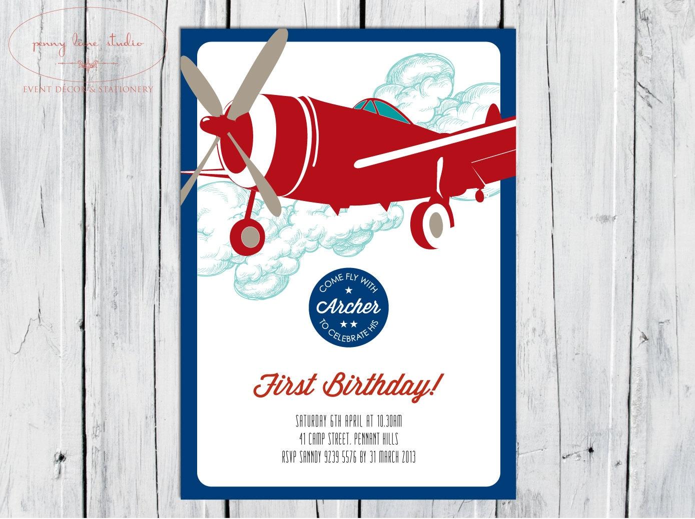 Similiar Baby Boy Airplane Birthday Keywords