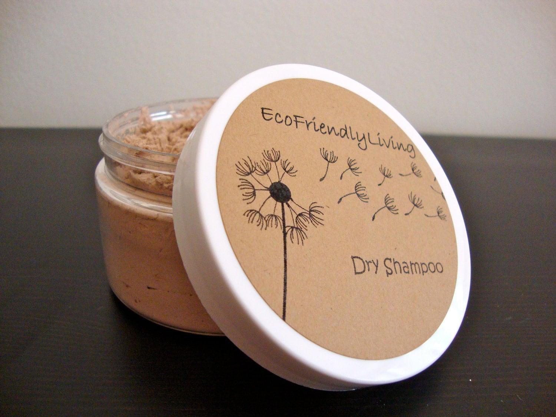 Natural and Organic Dry Shampoo