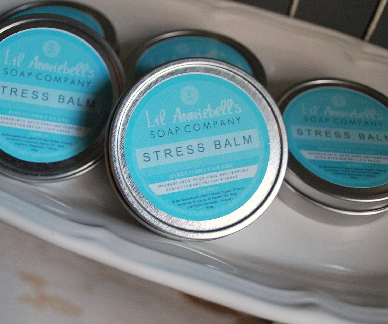 Stress Balm 2 oz.