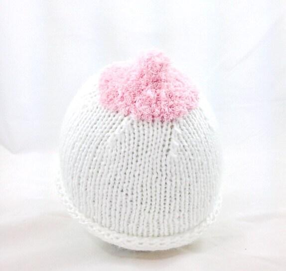 NIPPLE BABY CAP PATTERN Free Baby Patterns