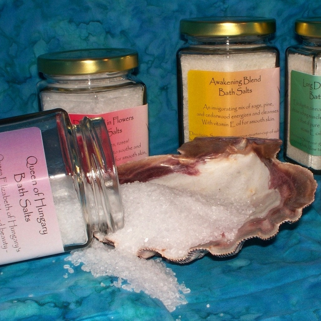Awakening Blend Bath Salts