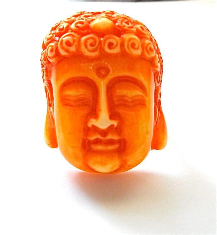Shanti Buddha Ring