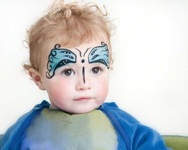 Rainbow Fairy - All Natural Kids Face Paint