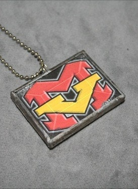 Custom School or Team Logo necklace