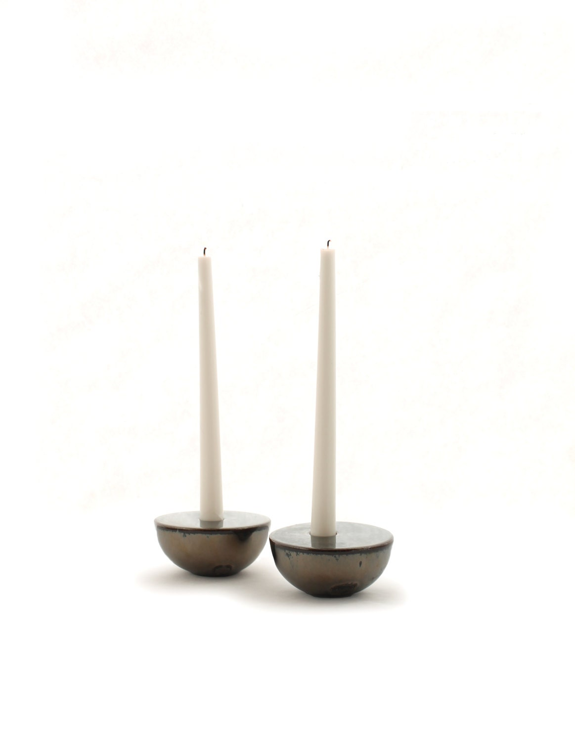 Modern Mirrored Candle Holder - LandMstudio