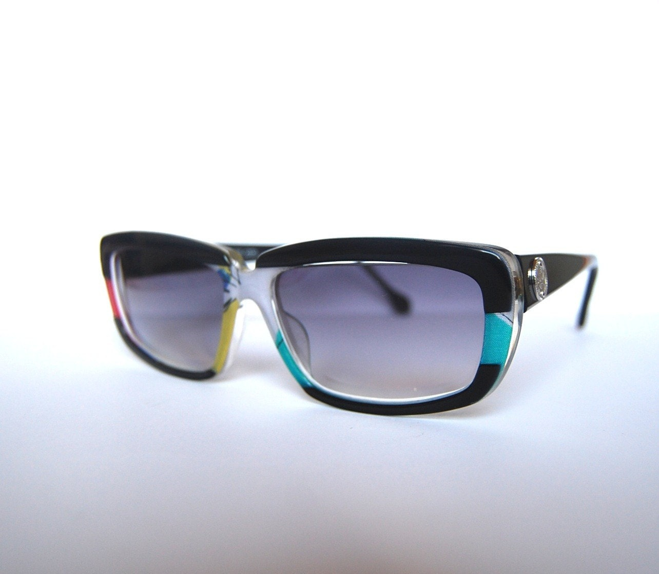 Vintage funky Mondi by Metzler sunglasses Germany by RetroEyewear from etsy.com