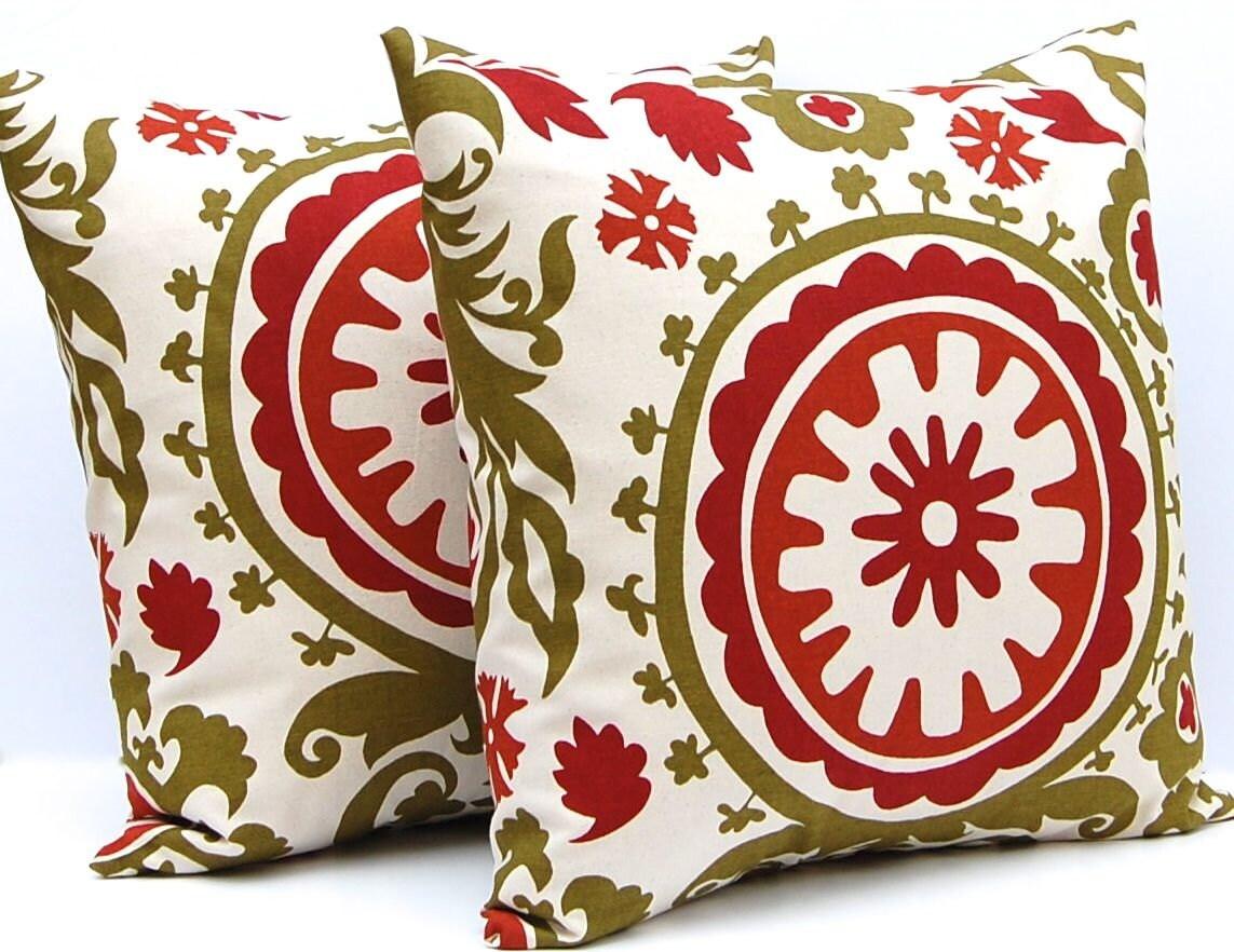 Decorative Pillows For Fall : Fall Decor Decorative Pillows Modern by FestiveHomeDecor on Etsy