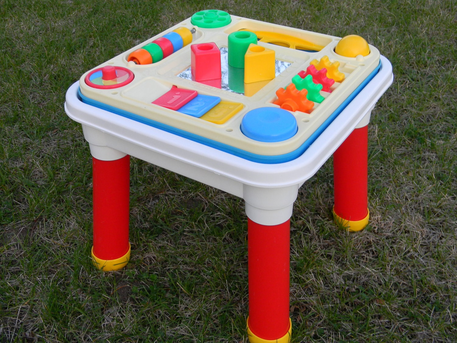 Fisher Price Activity Center Table Sale By Lillysluckypenny