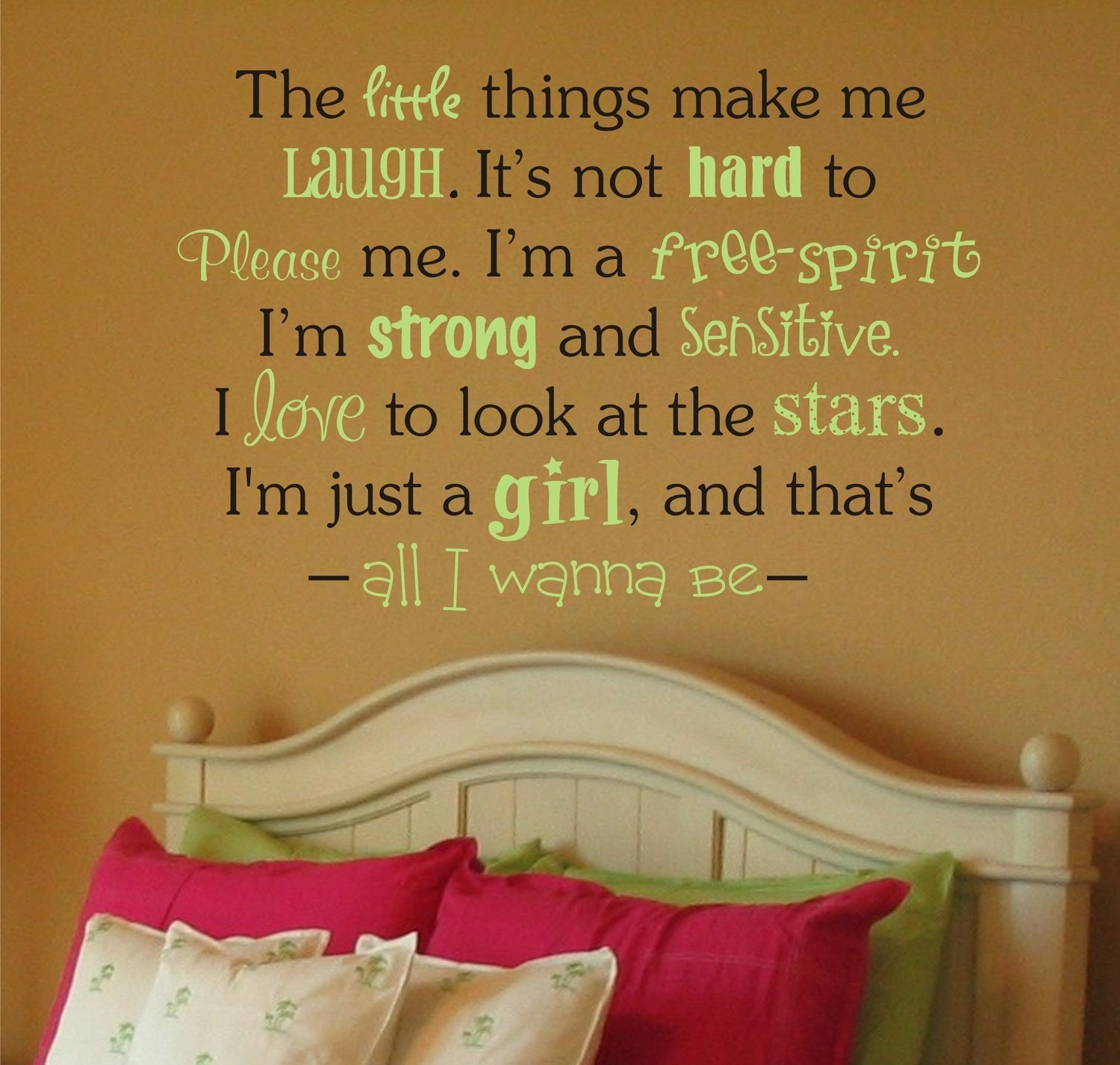 Wall Quotes For Teen Girls. QuotesGram
