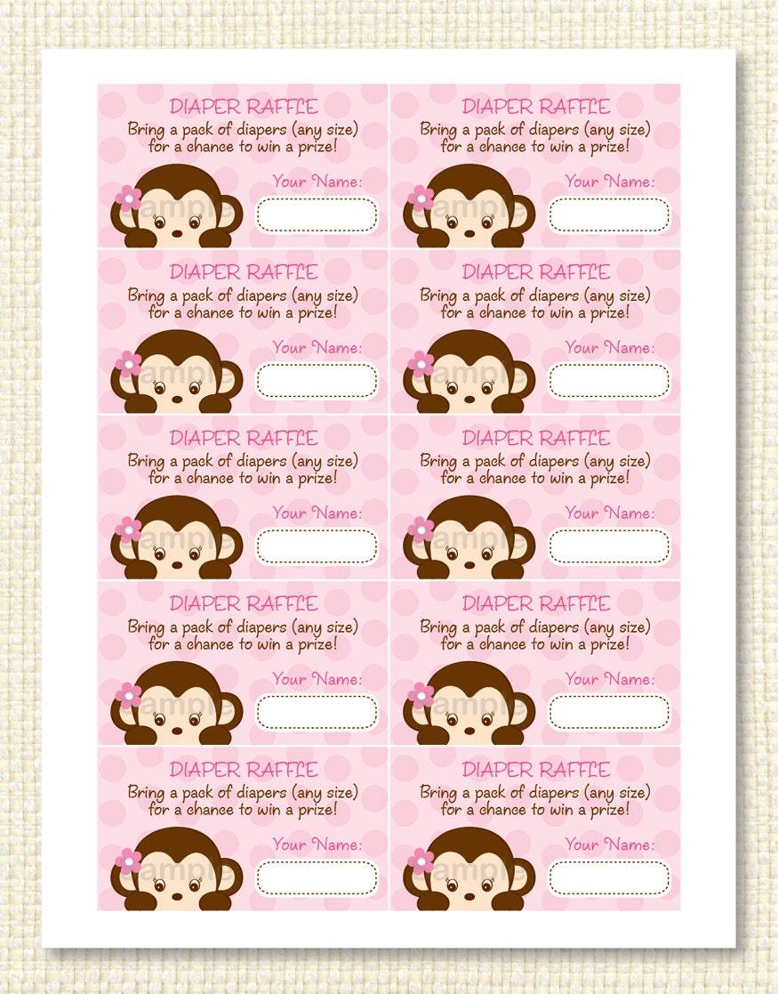 ... diaper raffle tickets free printable 612 x 792 163 kb jpeg free