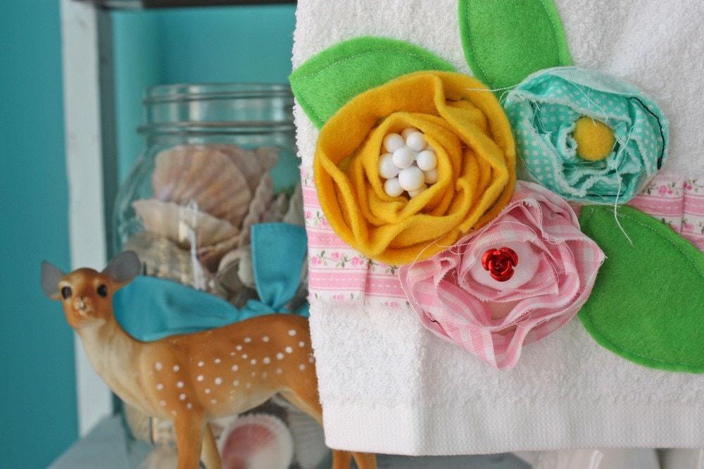 She's A Beauty Hand Towel