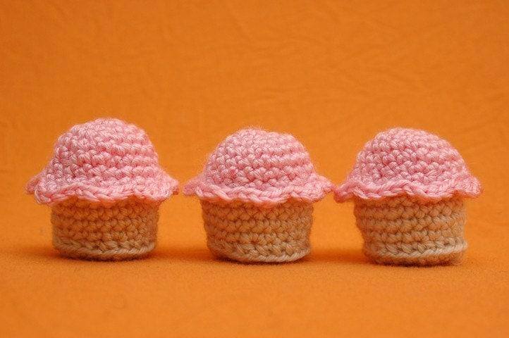 3 cupcake set
