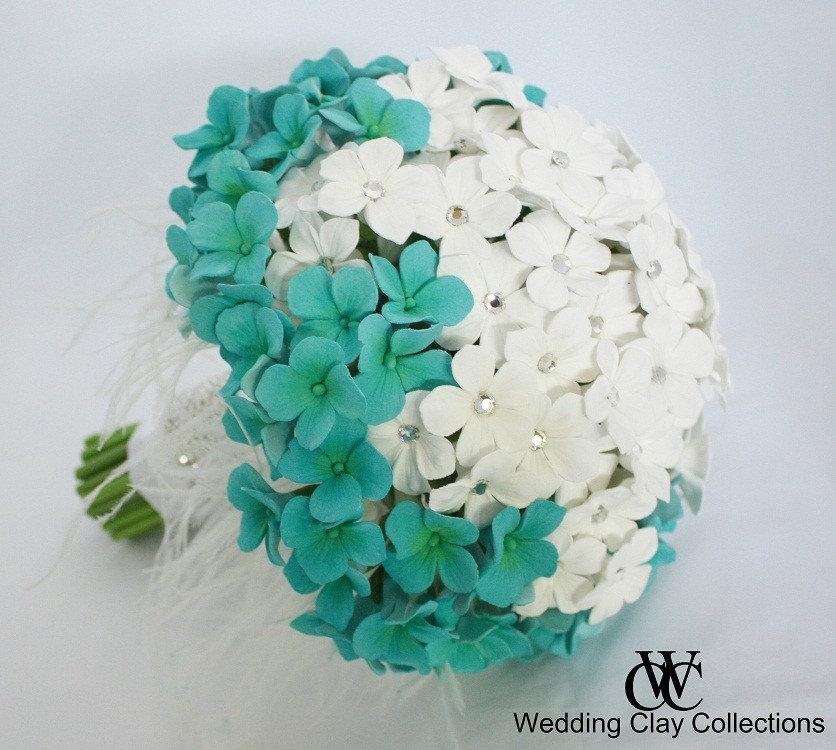 Tiffany clay wedding