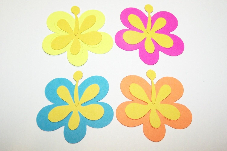 Hawaiian flower cut out patterns patterns kid star izmirmasajfo Gallery