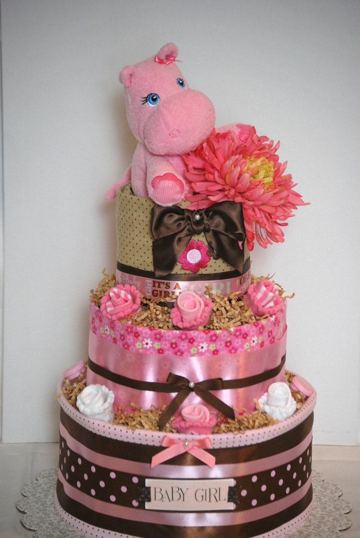 Diaper Cake Decor : Diaper Cake Decorating Ideas on Pinterest Diaper Cakes, Baby Diaper Cakes and Diapers