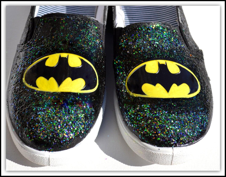 Batman Shoes, Womens Batman Shoes, Comics, Shoes, Batman , Custom