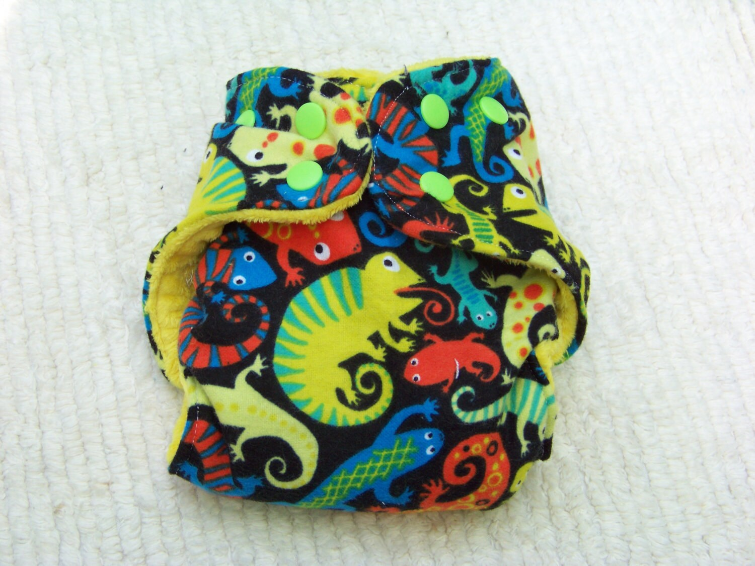 Chamelons Newborn Cloth Diaper