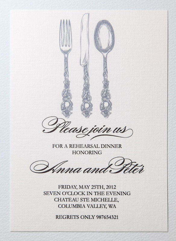 Free Printable Rehearsal Dinner Invitations for your inspiration to make invitation template look beautiful