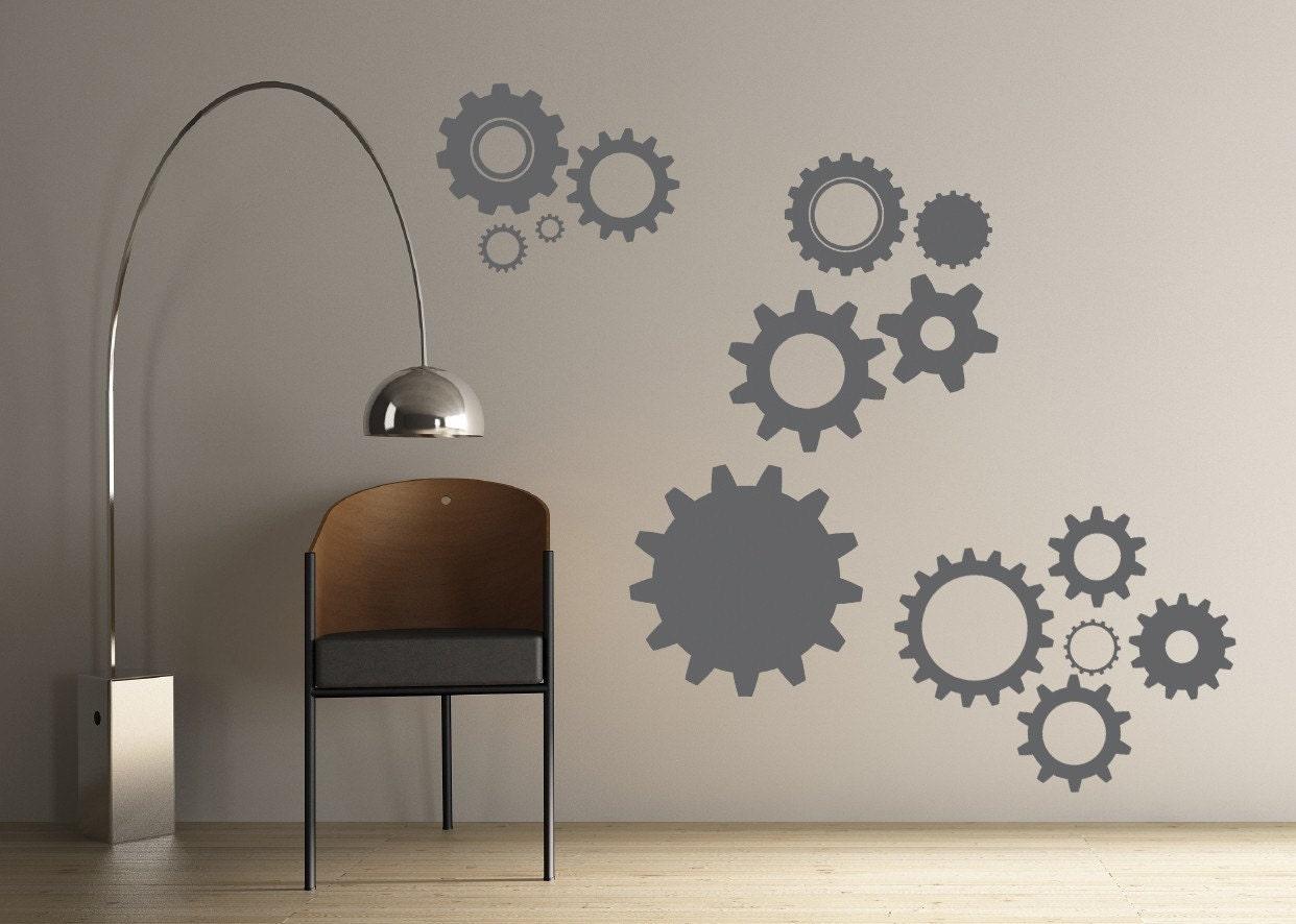 pabrika studio tuesday treasures wall decals. Black Bedroom Furniture Sets. Home Design Ideas