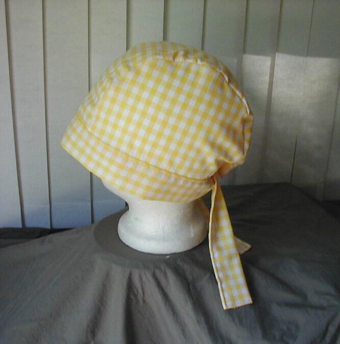 Doo Rag Sewing Pattern