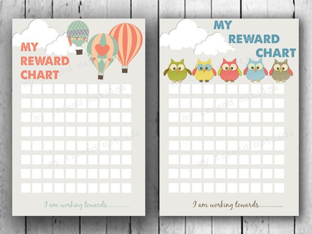 printable sticker reward chart template .