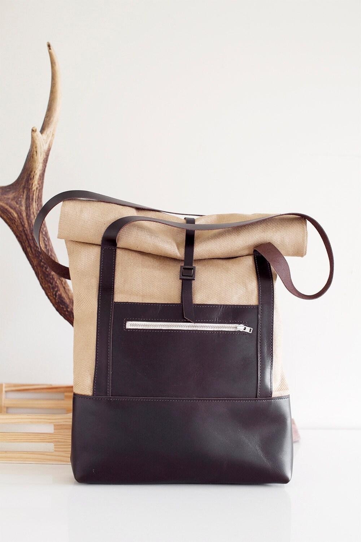 Roll Top City bag No. TCB- 1002