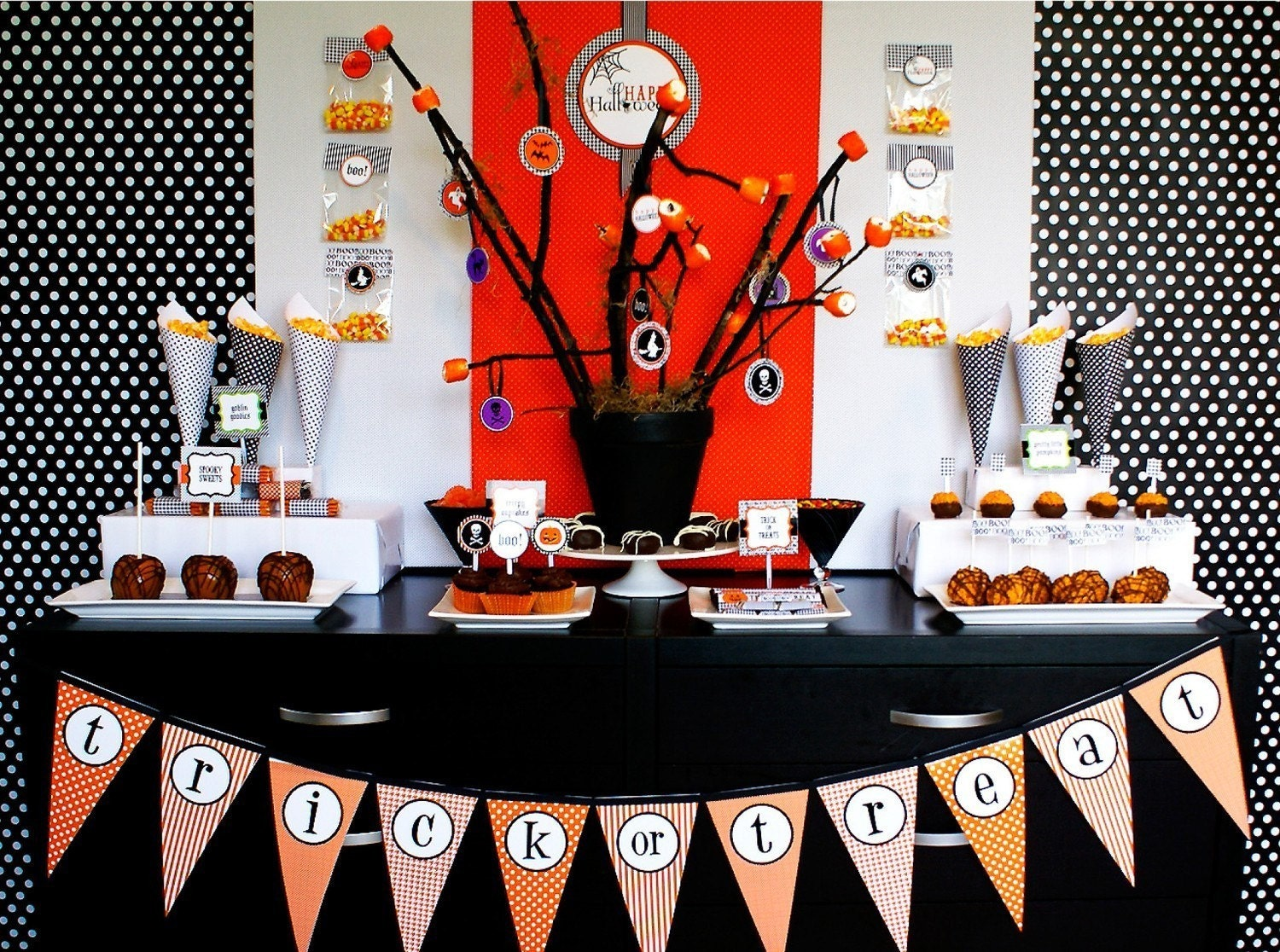 Pinterest: Halloween Party