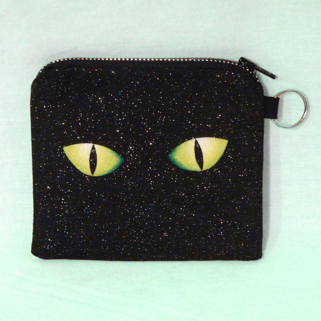 cat eyes in the dark. Cat Eyes in the Dark Coin