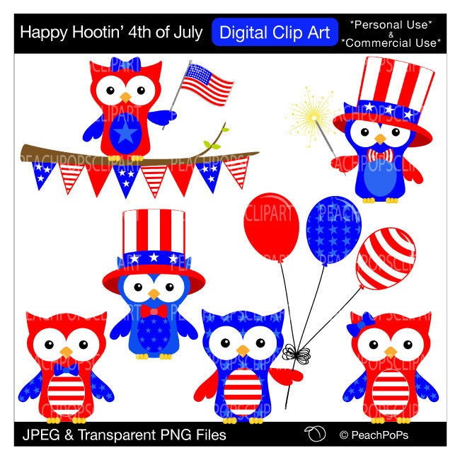 happy fourth of july clip art. hot Happy 4th of July Clip Art