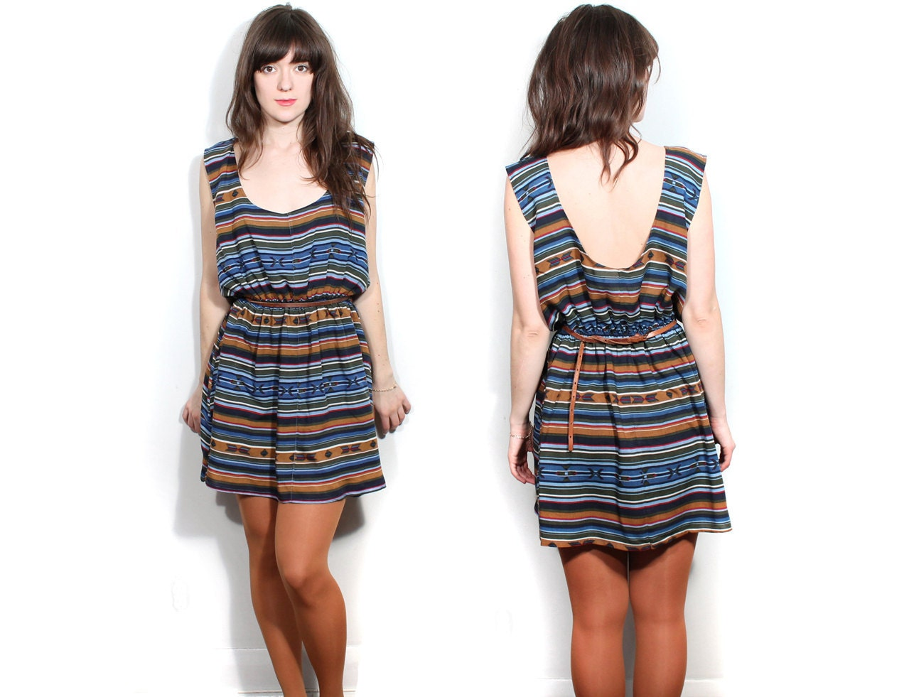 Ma Bicyclette: Buy Handmade   Dresses - Better Stay Together recycled vintage fabric handmade dress