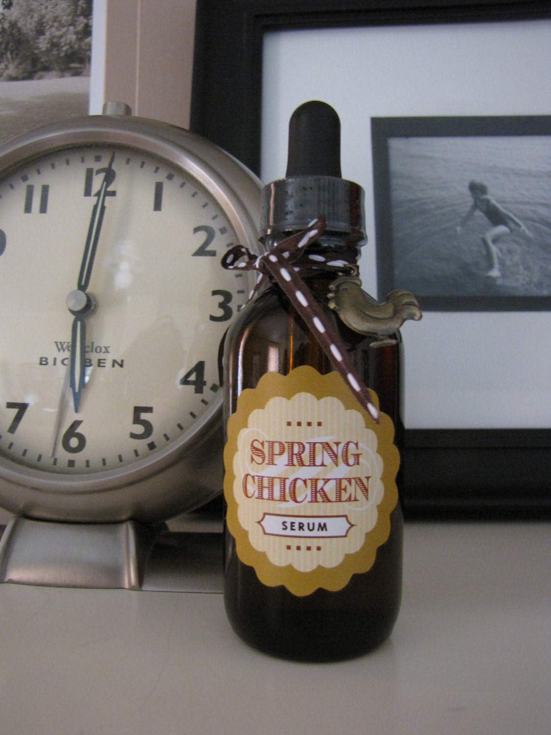 Anti-Aging 'Spring Chicken' Skin Serum