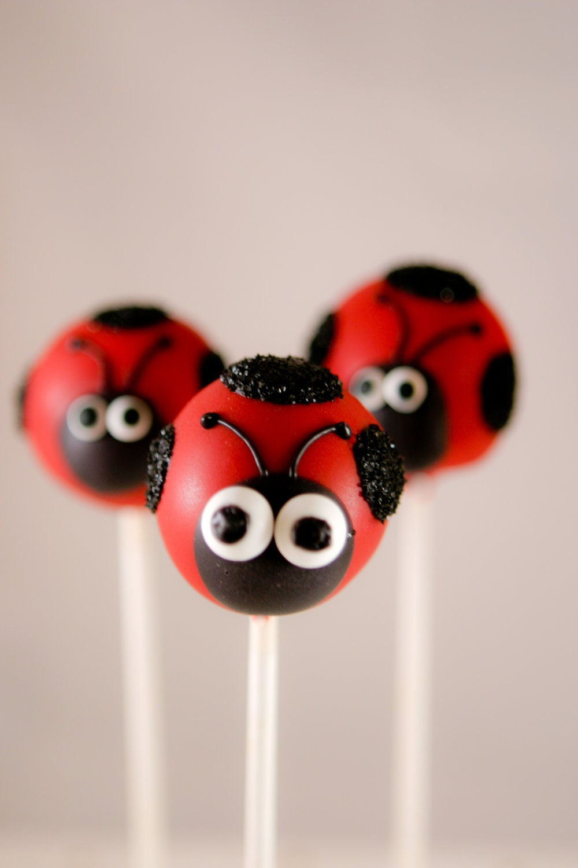 Happy Birthday Lynn Ladybug Cake Images