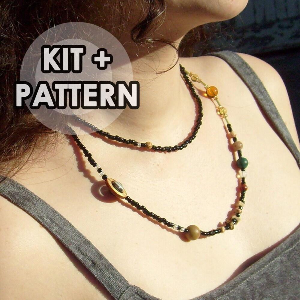 Solar System Necklace Kit