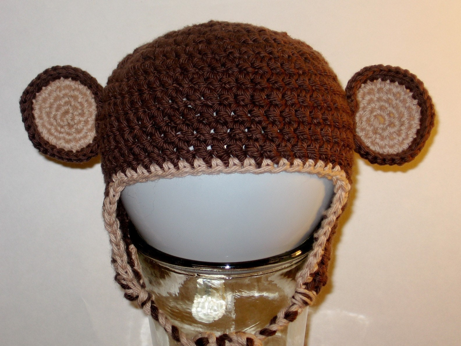 crochet:: sock monkey hats « yarnchick40
