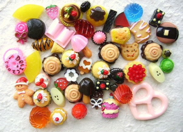 sweets deco den